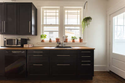 Black Kitchen Sink Pros, Cons   Apartment Therapy