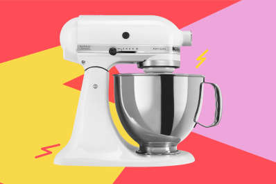 Amazon Kitchenaid Mixer Fall Sale 2018 | Kitchn on best heavy duty mixer, best hand mixer, best mini mixer, hobart mixer, best professional mixer, best pioneer mixer, best commercial stand mixer,