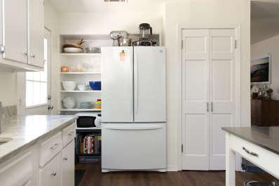 reddit kitchen storage pantry makeover photos apartment therapy - Kitchen Storage Pantry