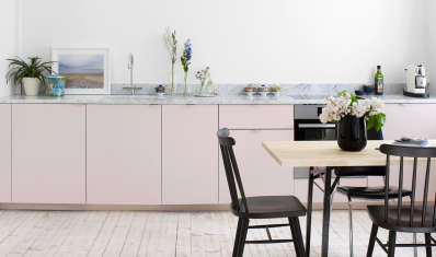 IKEA Kitchen Cabinets: Guide to Custom Doors + Fronts | Apartment ...