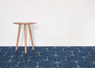 Vinyl Flooring New Digitally Printed Patterns We Love Apartment - Grey patterned vinyl floor tiles