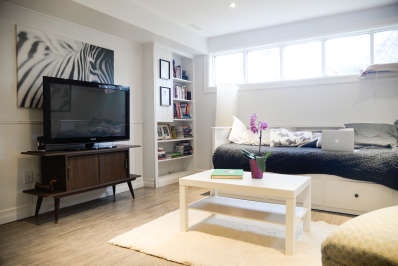 pros cons of renting or buying a basement apartment apartment