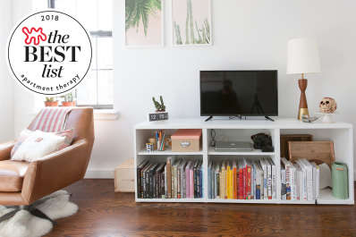the best bookshelves and bookcases to buy in 2018 apartment therapy - Buy Bookshelves