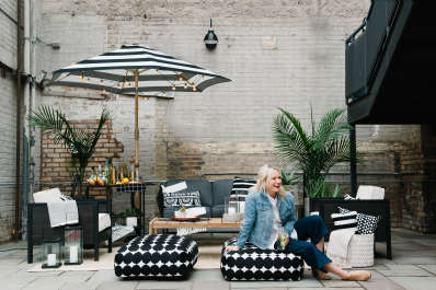 Emily Henderson Target Outdoor Furniture Design Ideas | Apartment ...