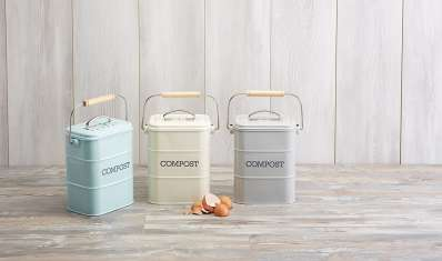 the best looking indoor composting bins for your kitchen apartment