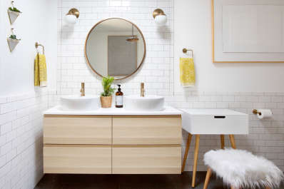 Bathroom Remodel Cost How To Budget A Renovation Apartment Therapy - Complete bathroom remodel cost
