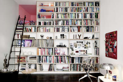 A Tiny German Apartment Packed Full of Personality (and Books ...