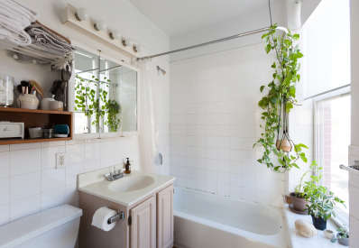 bathroom ideas on a budget before after apartment therapy - Bathroom Makeovers