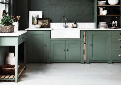 2018 paint trends kitchen cabinet color predictions apartment therapy - Paint Colors For Kitchen Cabinets