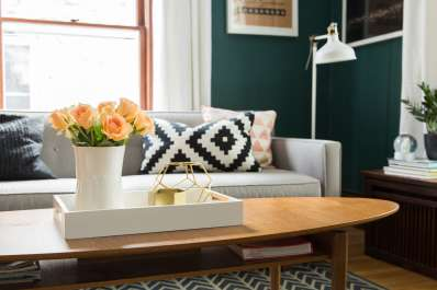 How to Declutter Your Coffee Table | Apartment Therapy