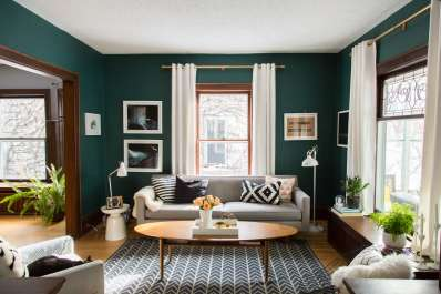 how to paint a room prep supplies tips apartment therapy