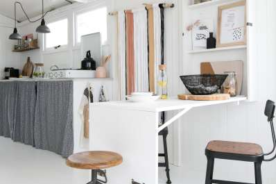 Flex & Function: Small Space Furniture DIYs | Apartment Therapy