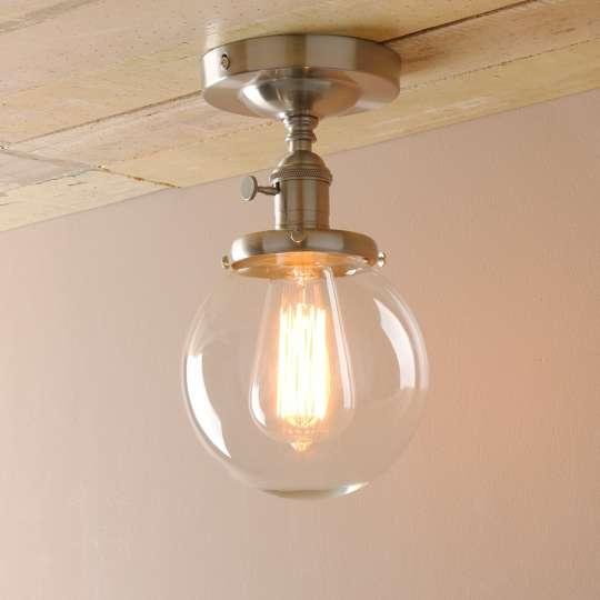 Pathson Antique Style Flush Mount Light