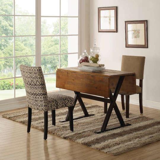 The 15 Best Extendable Drop-Leaf & Gateleg Tables