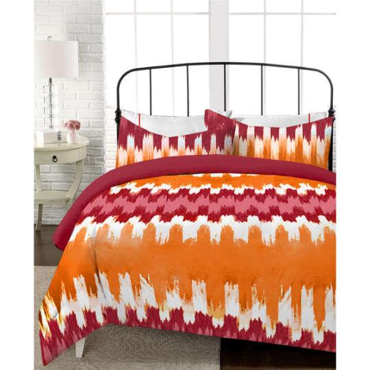 Pop Shop 7 Piece Full Bed in a Bag Set
