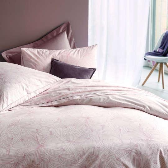 Cuddledown Twist Percale Bedding Set