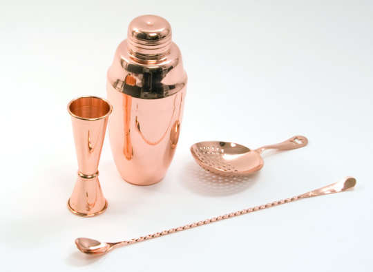 Cocktail Kingdom Copper Collection