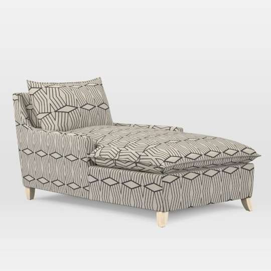 Bliss Down-Filled Chaise
