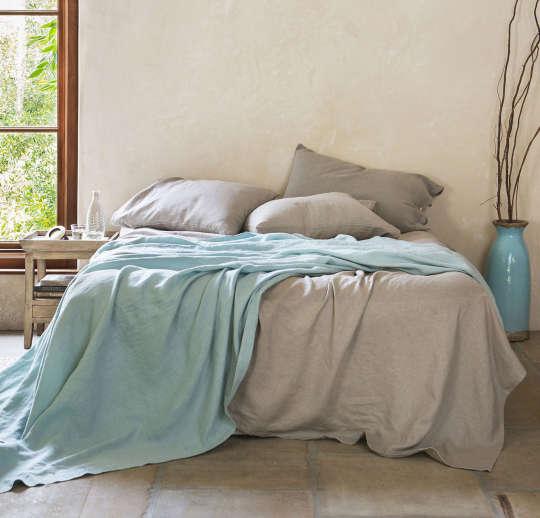 """Rough Linen """"Summer Bed"""" Set"""