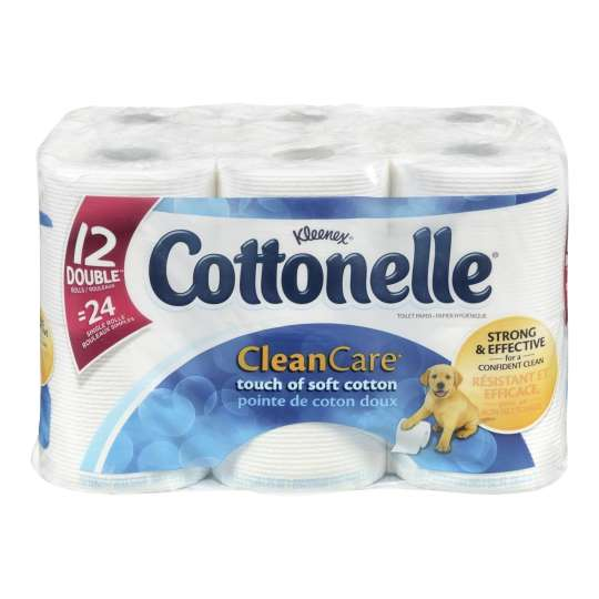 Cottonelle Clean Care Toilet Paper