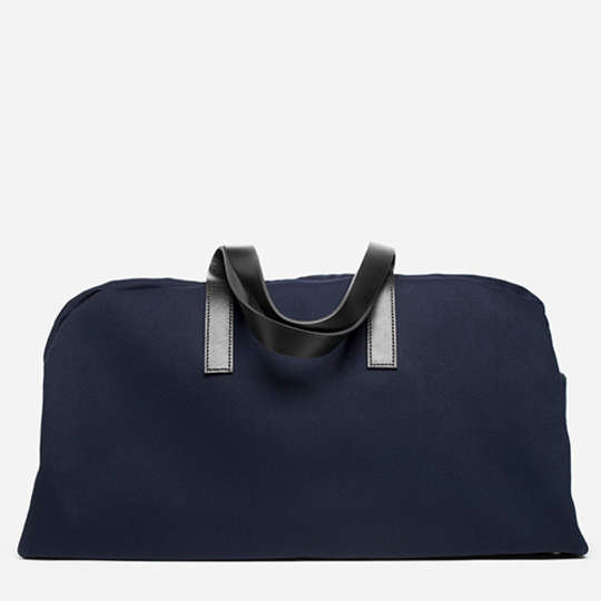 The Twill Weekender at Everlane