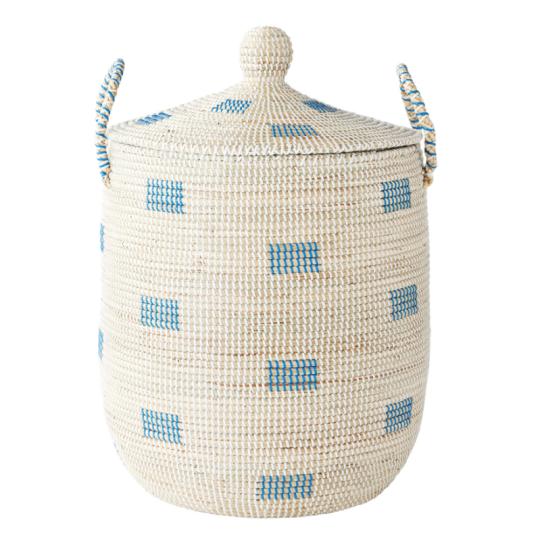 Striped La Jolla Baskets