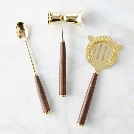 Gold Bar Tool Set