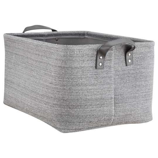 Bouclair Large Storage Basket with Handles