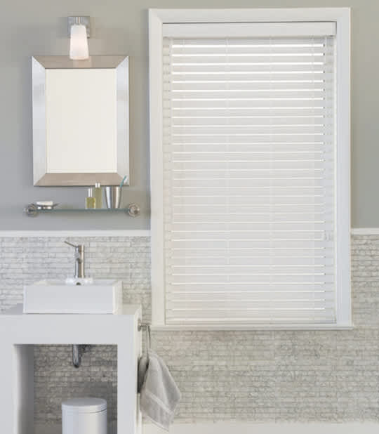 privacy and light are big issues when choosing bathroom window treatments natural light is really important in a small space but bathroom windows need - Bathroom Window Treatments