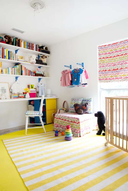 15 Real Life Storage Solutions for Kids Rooms | Apartment Therapy
