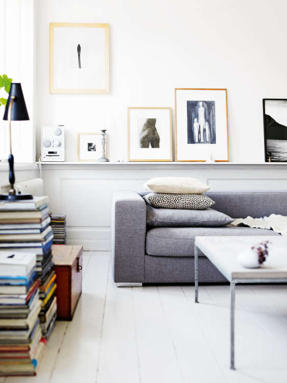 Small Space Ideas: Where to Store Books | Apartment Therapy