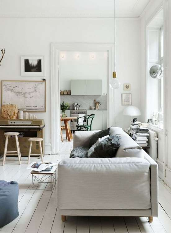 Styling Tricks to Steal from 8 Beautiful Living Rooms | Apartment ...