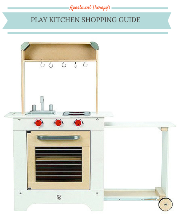 play kitchens are a popular holiday gift and usually theyre the big gift and for good reason theyre not cheap and they take up space - Play Kitchen