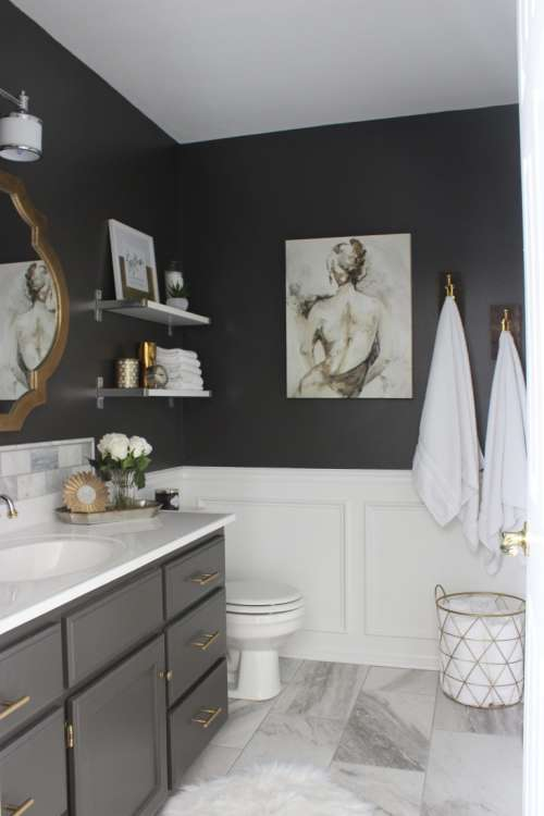 Paint The Cabinets (and The Hardware, Too)