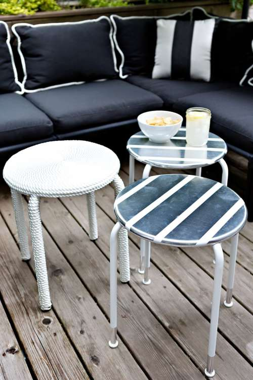 9 ikea hacks for your patio or balcony apartment therapy - Ikea Patio