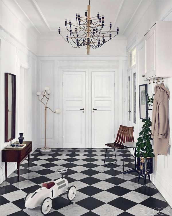 Price Estimates Black White Checkerboard Tiles For Every Budget