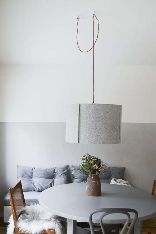 (Image Credit: Helena Nord Via Apartment Therapy). Lampshades Are One Of ...