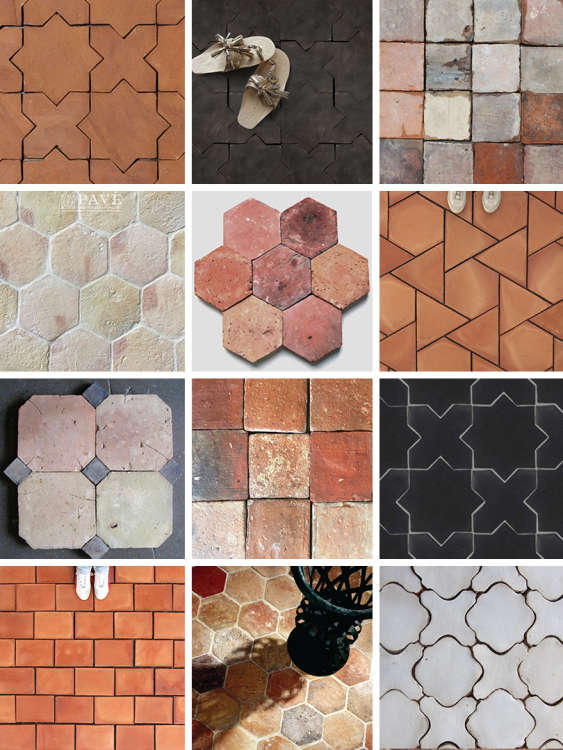 The Most Beautiful Terracotta Tiles 24 Favorite Styles Apartment