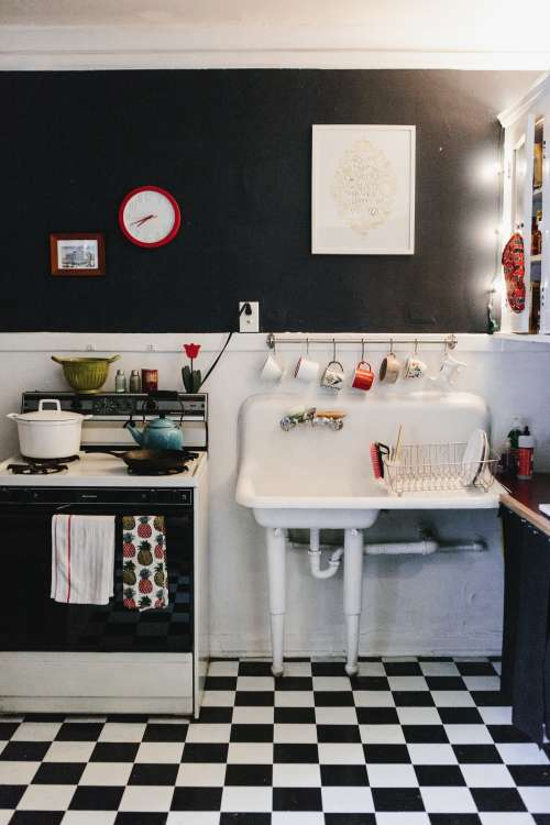 How to Deep Clean Kitchen Trouble Spots | Apartment Therapy