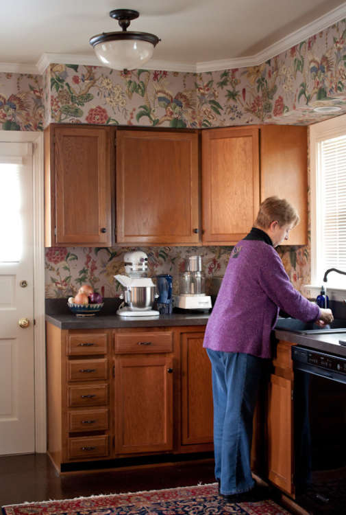 despite having a relatively small space to work with sam and judy have been entertaining and cranking out effortlessly delicious meals from this kitchen - Judys Kitchen