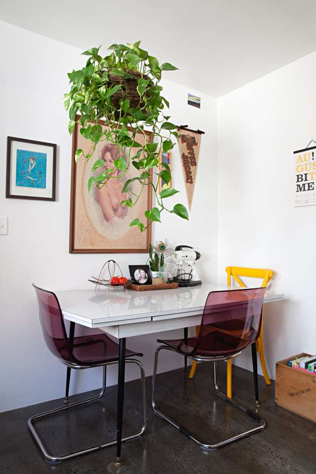 House Tour Jo S Understated Retro Rock Style Apartment