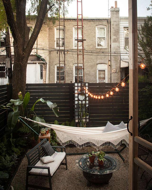Apartment Decorating Rental Balcony