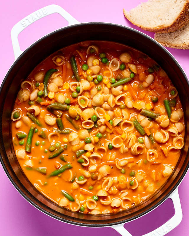 Recipe: 15-Minute Miracle Minestrone — Recipes from The Kitchn