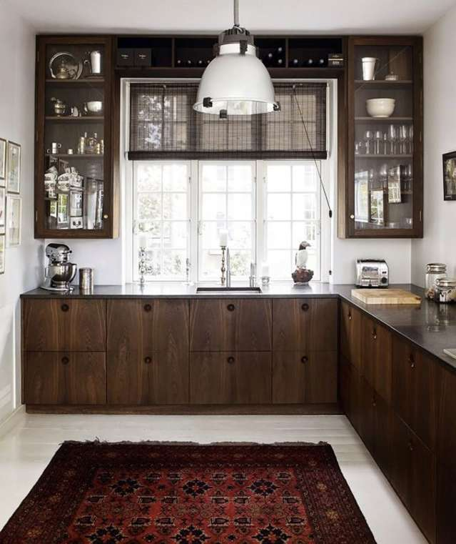 Kitchen Cabinets Lakeland Fl: A Gallery Of Glass Kitchen Cabinet Doors That Are Gorgeous