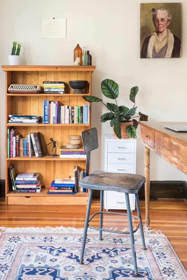 House Tour A Light And Character Filled Boston House