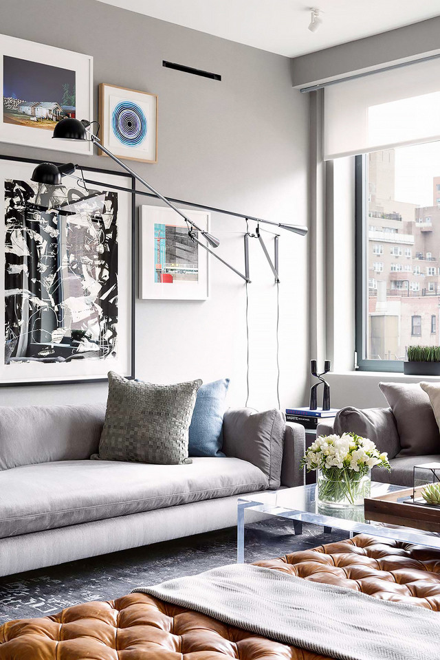5 Furniture Pieces Perfect For A Small Living Room Apartment Therapy