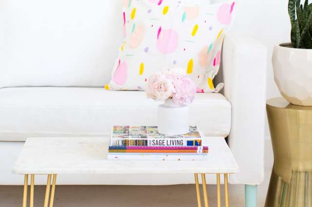 25 On The Cheap DIY Ideas To Make Your Living Room Look Expensive |  Apartment Therapy
