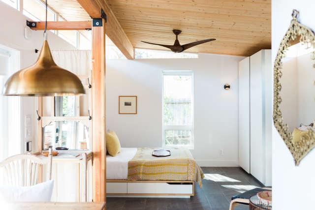 1. Make A Bedroom