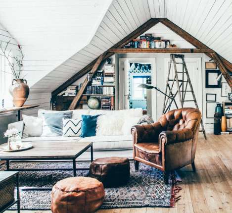 How To Do Bohemian the Scandinavian Way | Apartment Therapy