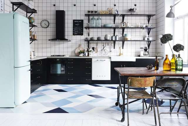 Kitchen Flooring Ideas That Are Unforgettable | Apartment Therapy
